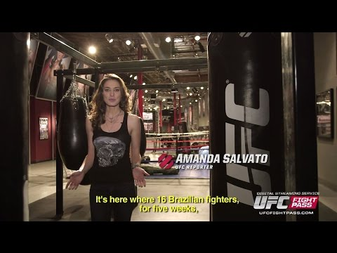 The Ultimate Fighter Brazil: Season 4 Gym Tour