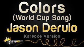 Video Jason Derulo - Colors (Karaoke Version) MP3, 3GP, MP4, WEBM, AVI, FLV Juni 2018