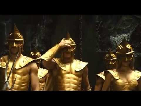 Immortals (2011) - Gods Fight Final Scene