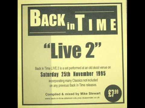 Back In Time Live 2 [Old Skool Mix]