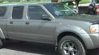8. 2004 NISSAN  Frontier XE Crew cab 4x4 V6