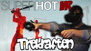 VIDEO: Låt Oss Spela - Superhot VR