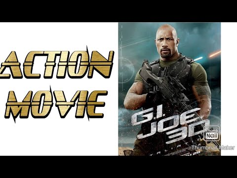 G.I. JOE: Retaliation full movie HD The Rock Action 2020