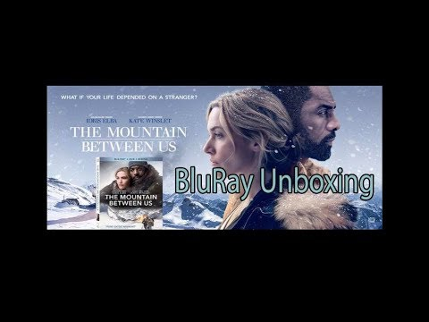 Mayhem & The Mountain Between Us BluRay Unboxing