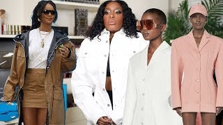 My Thoughts On The FENTY Fashion Line | Jackie Aina
