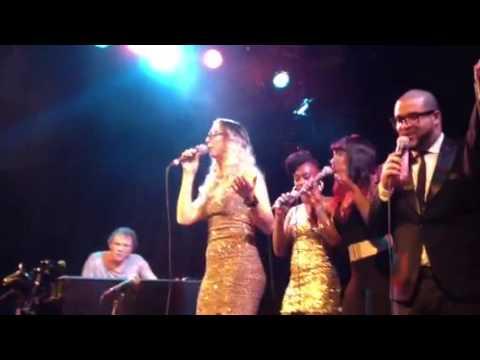 Shirley Spoor. Solo optreden in Paradiso 23-11-2012