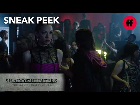 Shadowhunters | Season 1, Sneak Peek: Demons In The Club | Freeform