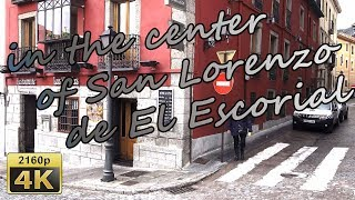 San Lorenzo de El Escoria Spain  city images : Hotel de Martin in San Lorenzo de El Escorial - Spain 4K Travel Channel