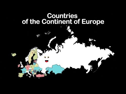 Europe /Europe Geography/ Europe Continent