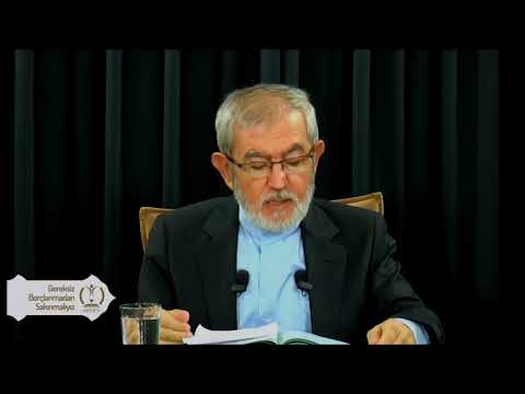 Peygamberimiz İhtiyacı Olanlara Borç Vermeyi Teşvik Etmiştir