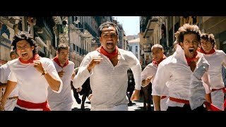 Nonton Zindagi Na Milegi Dobara 2011 Solo Se Vive Una Vez  Running Of The Bulls Pamplona Film Subtitle Indonesia Streaming Movie Download
