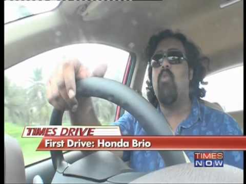 First Drive: Honda Brio