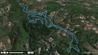 Lanuvio Italy  city images : 1° Grand Prix Centro Italia MTB - 4° Tappa Lanuvio - Volo sul percorso di gara