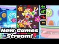 Playing some fresh new games! (8/19/2018) [1/2]