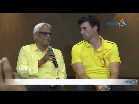 Chennai Super Kings Press Meet After won IPL 2018