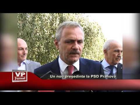 Un nou presedinte la PSD Prahova