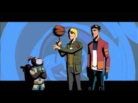 Generator Rex Opening Theme Intro [HD]