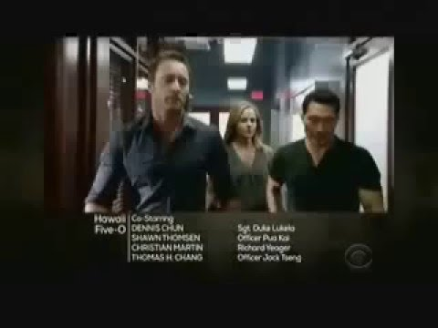Hawaii Five-0 6.11 (Preview)