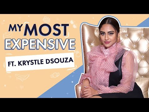 Krystle Dsouza reveals her most expensive things   Fittrat   Pinkvilla