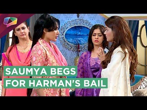 Harman Goes To Jail| Saumya Begs For Bail| Shakti-