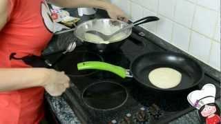 Come Fare I Pancakes Americani Originali - Video Ricetta