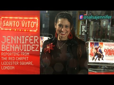 Salsa Your Way In: Cuban Fury Red Carpet Special