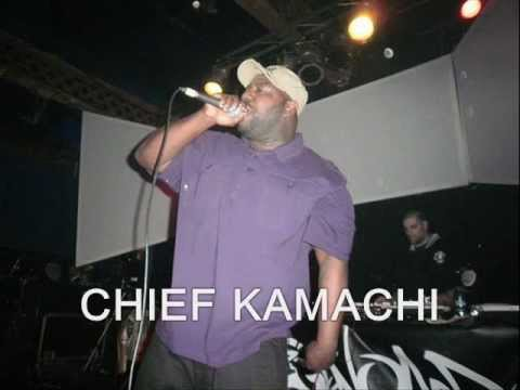 Chief Kamachi - Underground Freestyle [Prod. Vic Grimes]