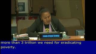Viva Tatawaqa's Opening Session Intervention at the HLPF 2017: UN Web TV - http://webtv.un.org