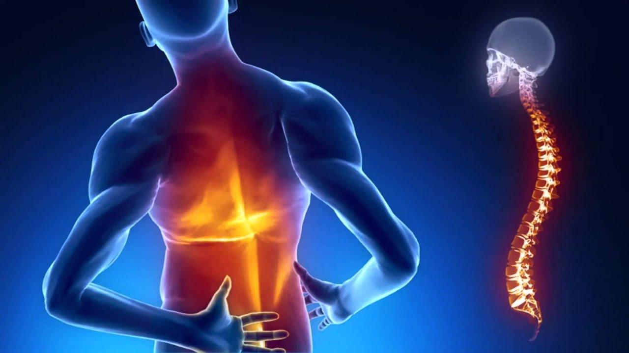 Ejercicios para sanar tu columna antes de que sea muy tarde