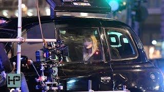 Taylor Swift - End Game Music Video Caught Secretly Filming In London