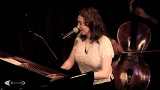 "Regina Spektor performing ""The Party"" Live at KCRW's Apogee Sessions"
