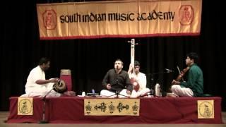 Sandeep Narayan - Shanmukhapriya RTP - Pallavi