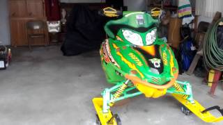 8. Arctic Cat F7