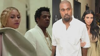 Video BEYONCE and Jay-Z THROW SHADE at KIM and KANYE on NEW ALBUM Everything is LOVE! MP3, 3GP, MP4, WEBM, AVI, FLV Juli 2018