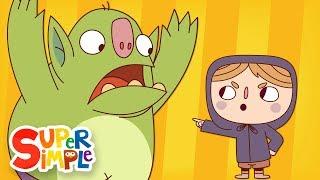 Go Away, Spooky Goblin!