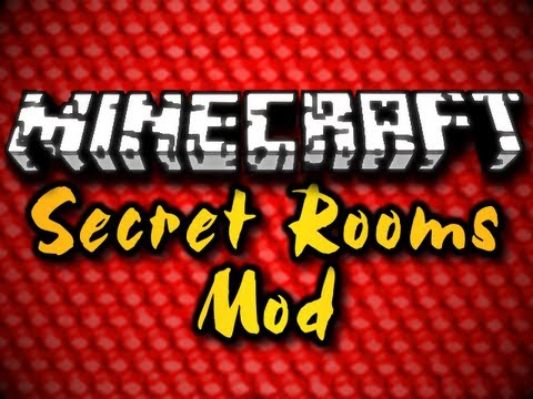 Minecraft Secret Rooms Mod for 1.3.1 – 1-WAY GLASS, GHOST BLOCKS, & MORE! (HD)