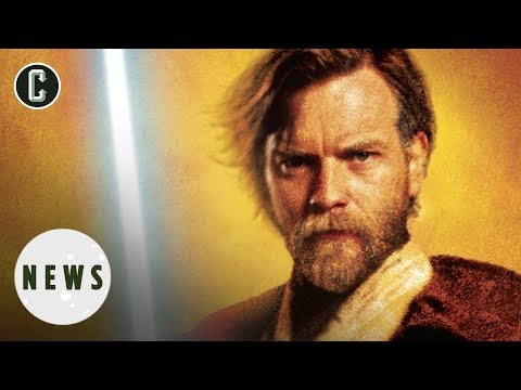 Obi-Wan Spin-Off Movie Finally Happening?