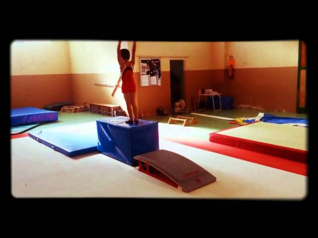 Escuela del Club Flip Flap – Mayo 2015