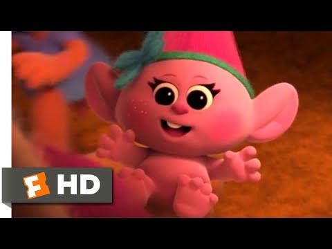 Trolls - Saving Princess Poppy Scene | Fandango Family
