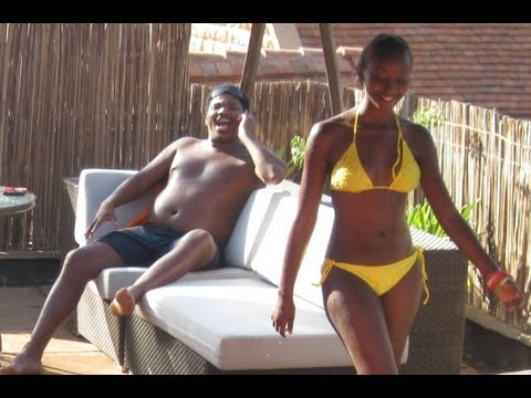 Swahili film, English subtitles: Girl + Web = POWER!