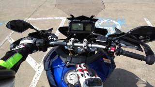 6. 2016 Yamaha FJ-09 First Ride