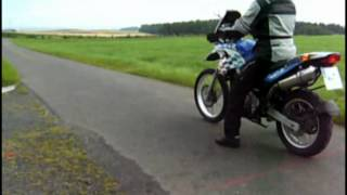 10. BMW F 650 GS Dakar - Scorpion Slip-On Auspuff