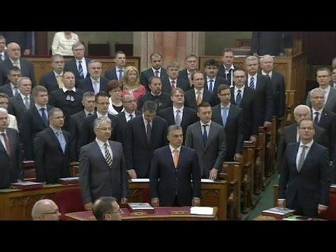 Hongrie : le Jobbik prend du galon au parlement