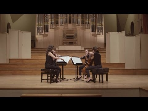 Bohemian Rhapsody Reinterpreted (Royal Academy of Music Quartet) [Full Performance]