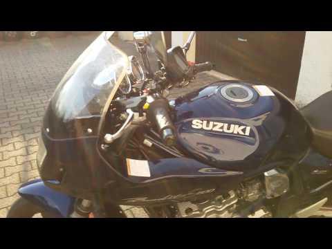 Suzuki Bandit GSF 600 S UPDATE