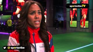 Arsenal's Alex Scott Previews The Women's Super League Season
