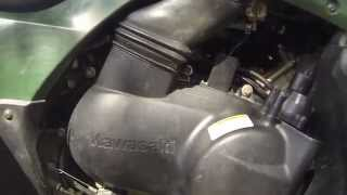 6. Kawasaki Brute Force KEBC clutch fork removal how to
