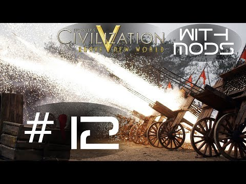 Civ 5 BNW (Immortal) - Vicious Korea - Part 12 - Anger Management