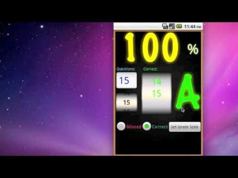 Video of Slide Grader EZ 123 Grading