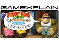 Donkey Kong Country: Tropical Freeze Discussion - Hands-On Thoughts & Impressions (Wii U)